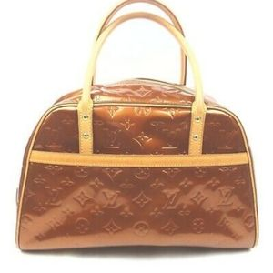 Louis Vuitton Handbag Tompkins Square Bronz